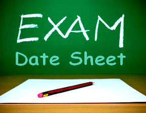 CBSE Class 12 Date Sheet 2018, CBSE 12th Time Table, Board Date Sheet, Sample Paper, Solutions