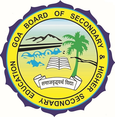 Goa Board GBSHSE Syllabus, Result Apply Exam Pattern Eligibility Admit Card Question Paper Answer