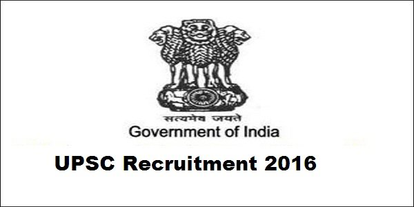 UPSC RECRUITMENT Interview Details 9 Posts of Extra Assistant Director in Directorate of Coordination Police Wireless