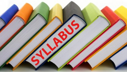 CBSE Syllabus For Class 11 2018-19 NCERT Curriculum, New CBSE Syllabus