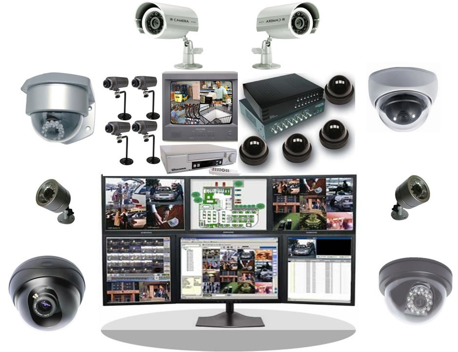 Installation of CCTV Cameras Private Schools Monitoring Safety of Students