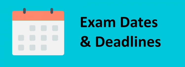 SSC Revised Examination Annual Calendar 2018 Exam March 2019