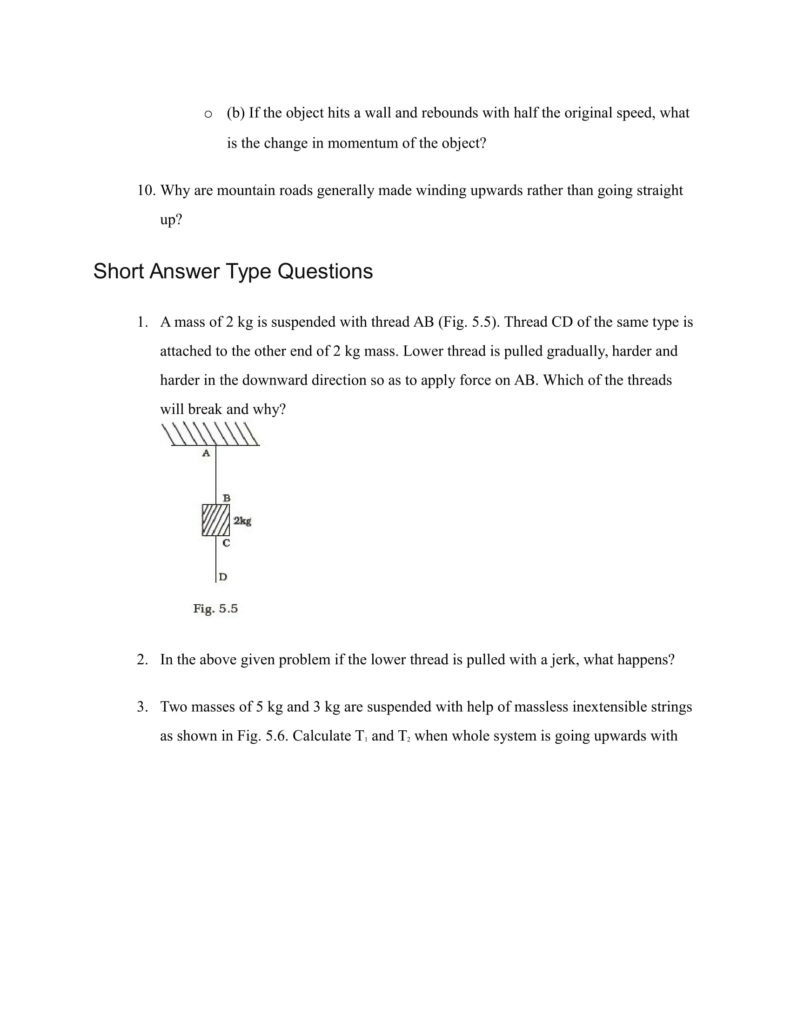 Important Questions For Class 11 Physics Ch 4 Motion in a plane