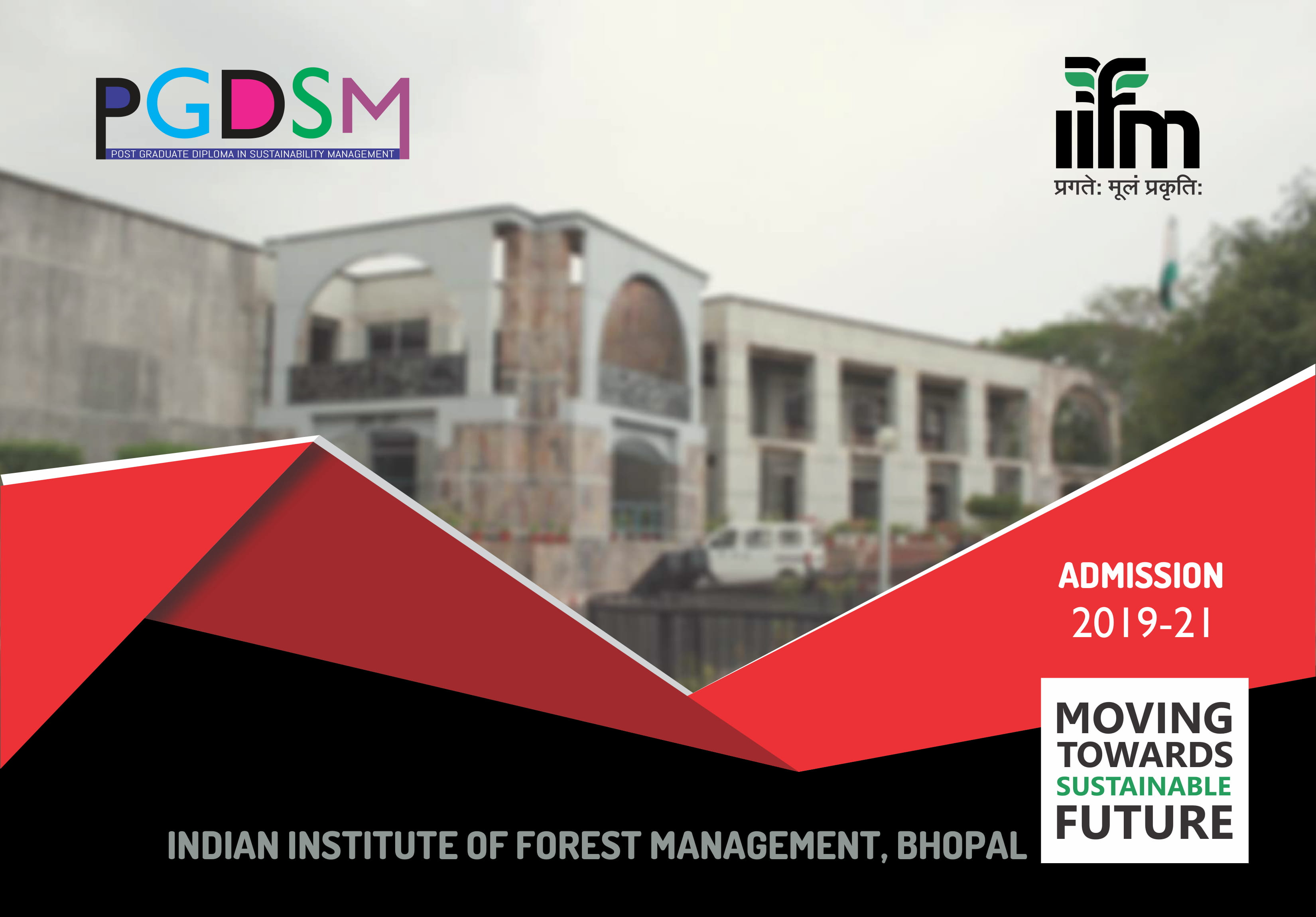 IIFM PGDSM Admission 2019-21 Application Form, Eligibility & Selection Criteria, Fees Structure, Syllabus