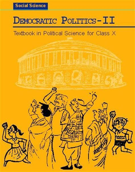 class 10 civics, Democratic Politics