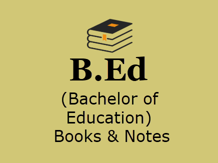 B ED Books: B ED Entrance Exam Preparation Books - First (1st), Second (2nd) Year - NCERT
