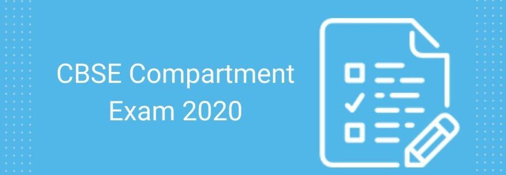 CBSE Class 12 COMPARTMENT DATESHEET (SEPTEMBER-2020)